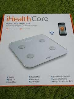 iHealth Core Wireless Body Analysis Scale HS6