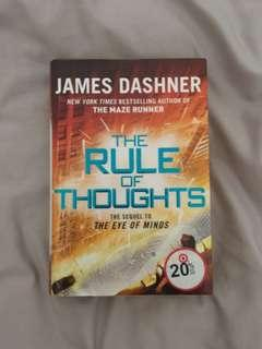 The Rule of Thoughts, James Dashner (Hardback)