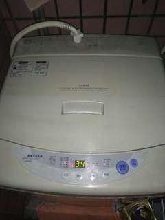 自售中古良品 可議價 東元6公斤洗衣機-QA6501 無異音 功能正常 內槽清洗過