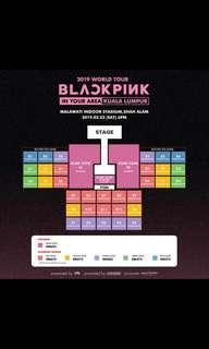 BLACKPINK BLINK ZONE [Update] 1 ticket remaining