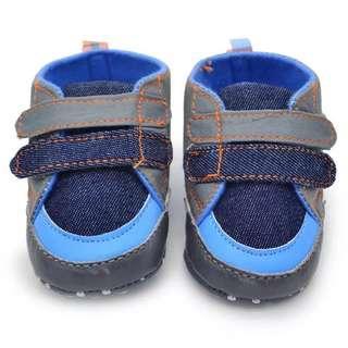 Prewalker Sneaker Cute Blue