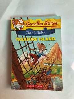 Geronimo Stilton_Classic Tales_Treasure Island