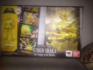 Original Bandai DDP Saint Seiya Virgo Shaka