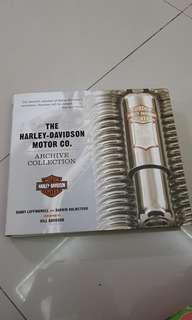Harley Davidson book.