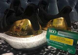 Adidas Ultraboost Gold Ed