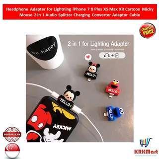 Lightning Splitter Cartoon (Micky Mouse)