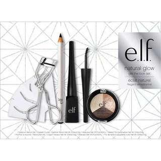 INSTOCK ELF Studio Natural Glow Get The Look Set / e.l.f. Cosmetics Natural Glow - GET THE LOOK Set limited edition collection