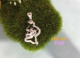 Silver pendant php550 to 260