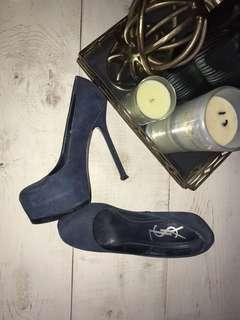 Authentic ysl tribute pumps