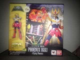 Original Bandai DDP Saint Seiya Phoenix Ikki