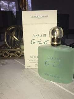 Brand new aqua di gio perfume