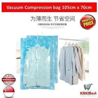 Vacuum Compression bag 105cm x 70cm