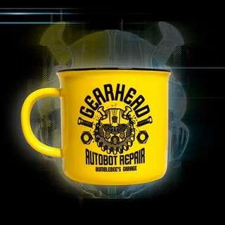 Limited US Edition Bumblebee Coffee Cup