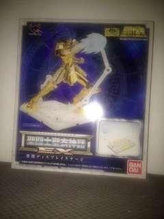 Original Bandai Saint Seiya Gemini's Meteor Punch Effect