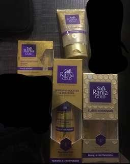 Combo Set Safi Rania Gold