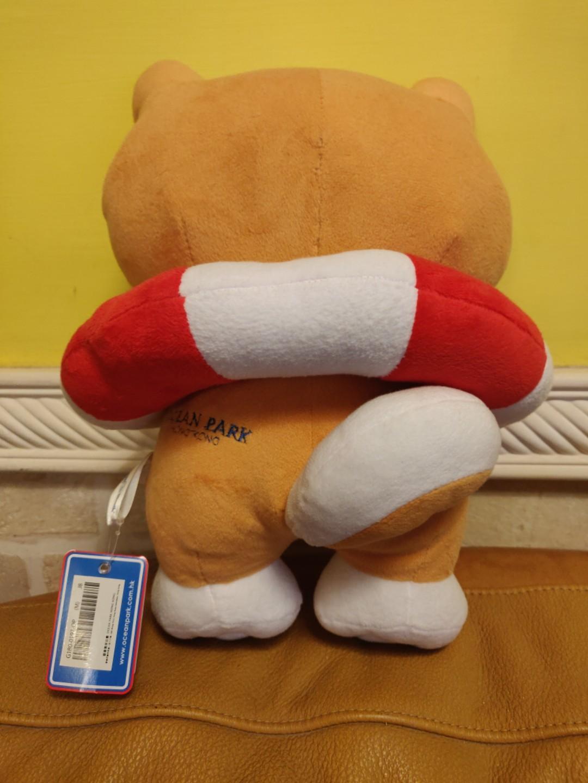 海洋公園 水泡柴犬公仔 Ocean Park Shiba Inu Stuffed Toy