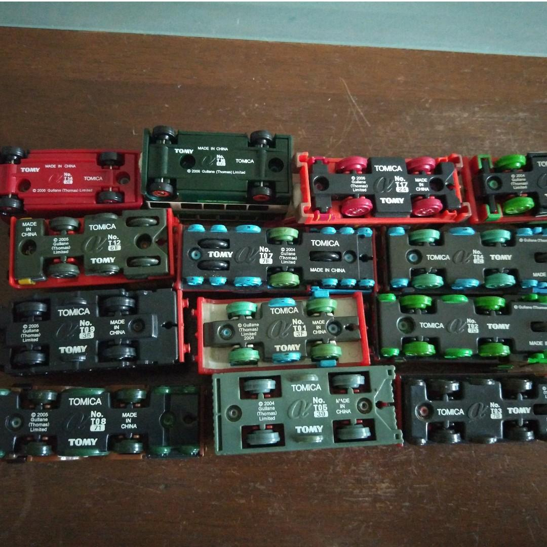 🔃 Assorted Thomas & Friends Tomica (Tomy)