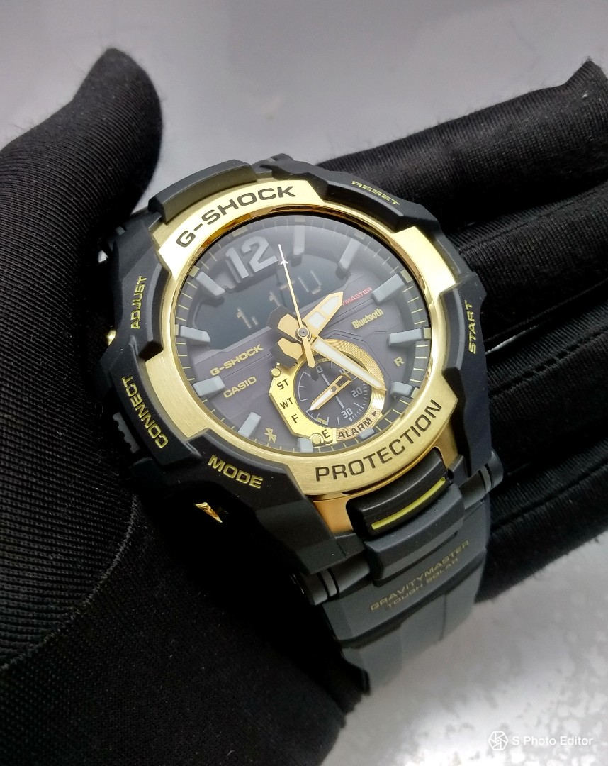 f2317c2911e FREE DELIVERY   Brand New 100% Authentic Casio GShock Gravity Defier ...