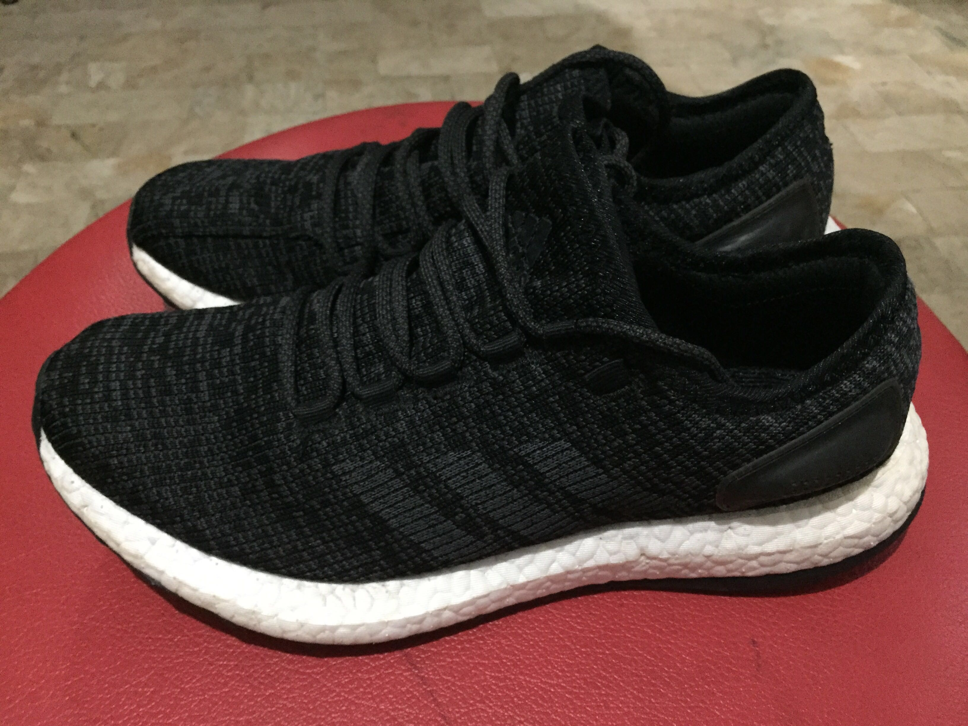 0cd50a0312 Adidas Pureboost Clima, Men's Fashion, Footwear, Sneakers on Carousell