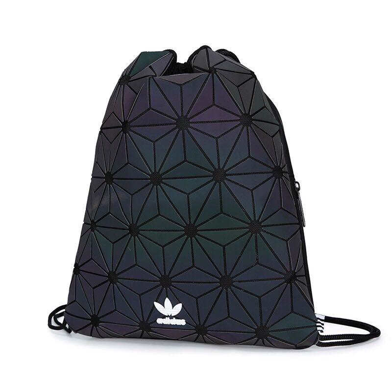 662a0c9890e4 Adidas X Issey Miyake Drawstring Bag (Rainbow)