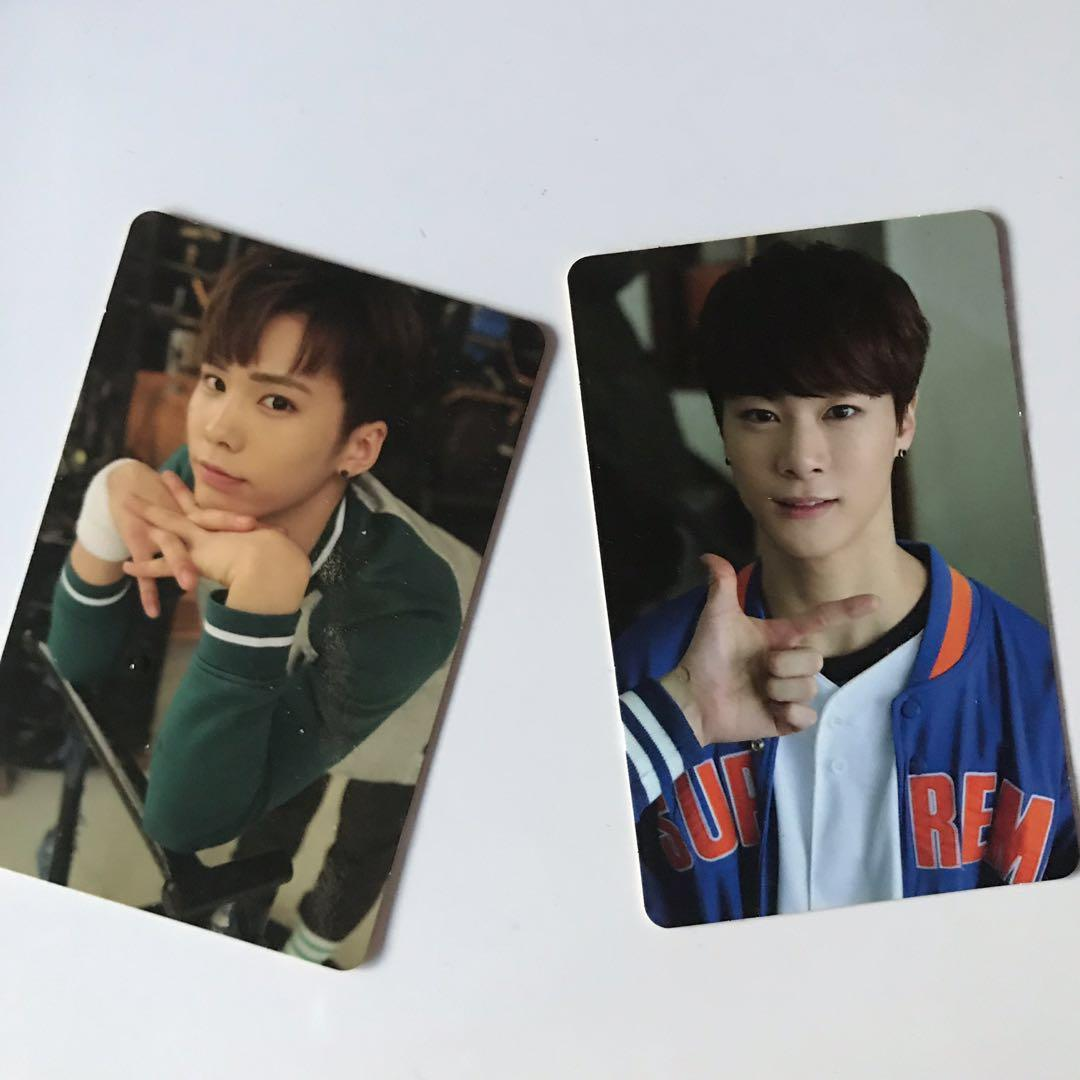 ASTRO Rocky and Moonbin PCs, Entertainment, K-Wave on Carousell