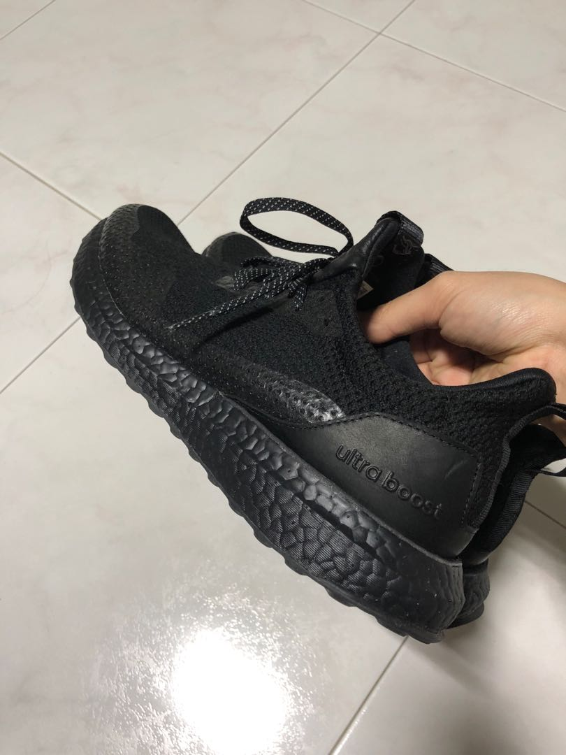 827d56c0c Authentic adidas Ultra Boost x Haven Triple Black