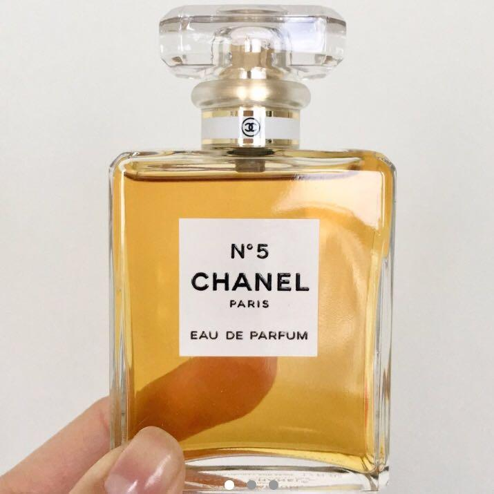 Authentic Chanel No.5