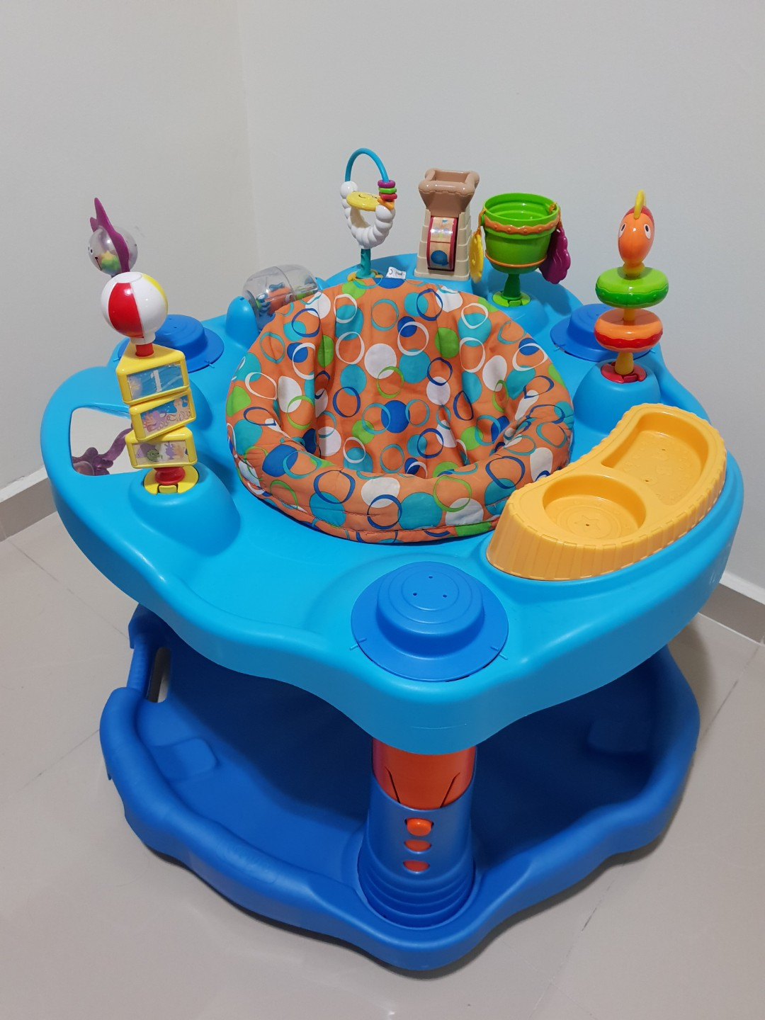 016f2f495 Baby evenflo exsaucer  jumperoo ( not Fisher price)