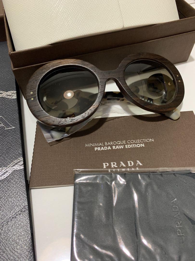 04b984b327a0 Brand new prada sunglasses, Luxury, Accessories, Others on Carousell