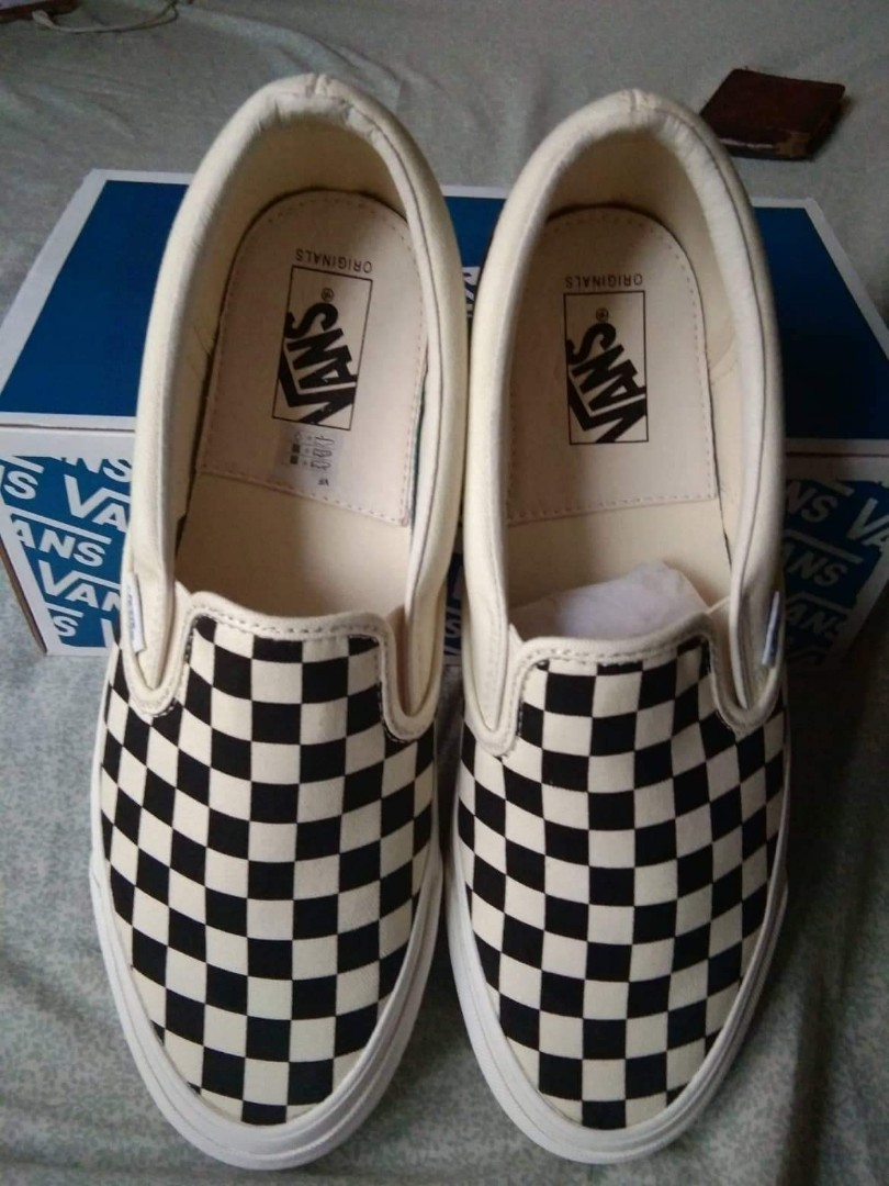 f7d0b709cb Brand new Vans Vault OG Classic Slip-on Checkerboard!