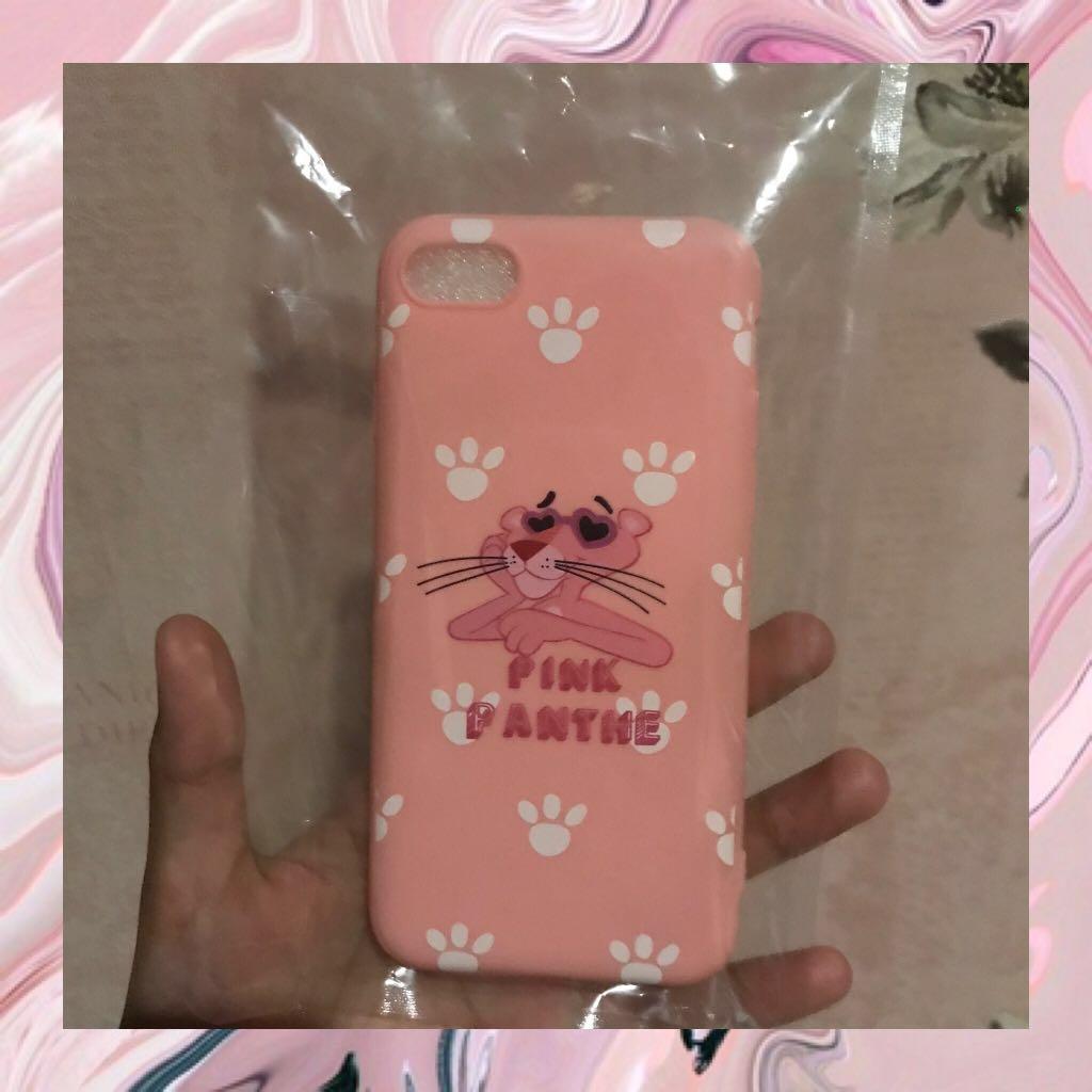 Case Pink Panther Ip 7