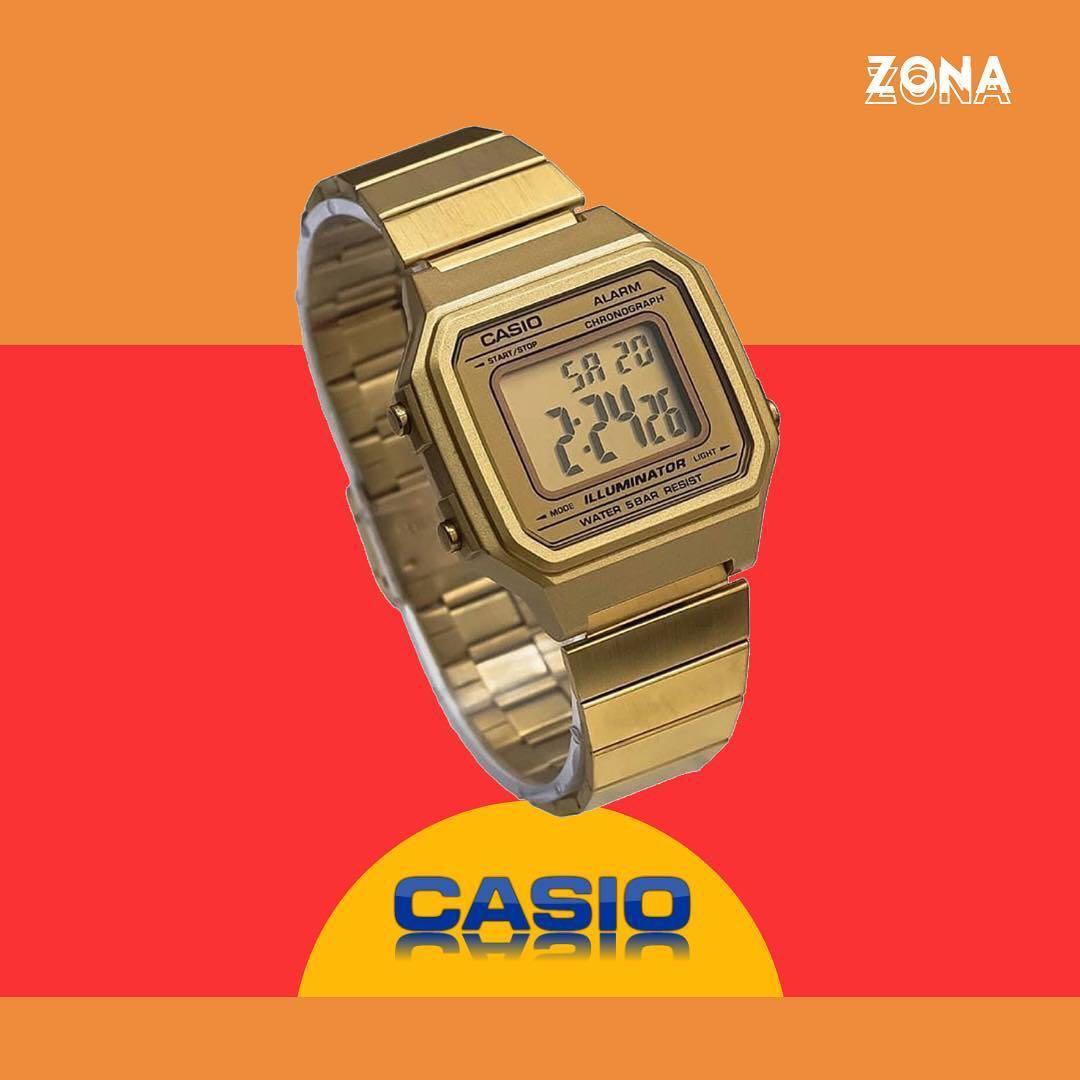 CASIO B650 GOLD CLASSIC ORIGINAL