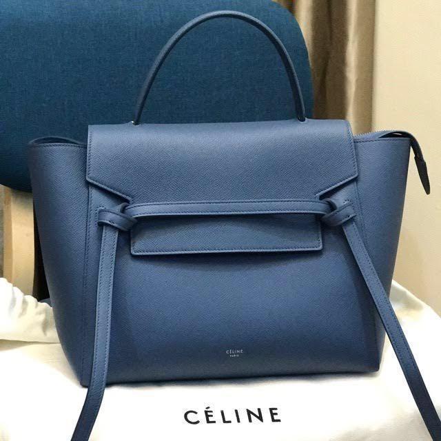 Celine Mini Belt Bag 8633297291c3c