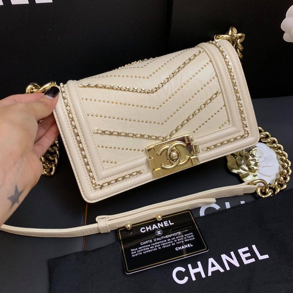 Chanel Boy Small Limited