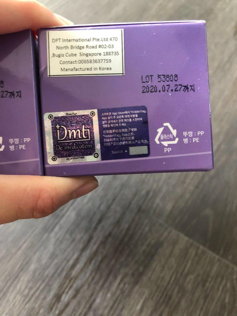DMT stem cell ampoule, Health & Beauty, Face & Skin Care on