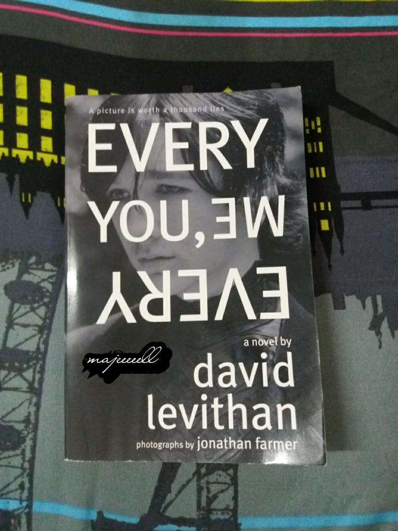 Every You, Every Me by David Levithan (Secondhand Book)