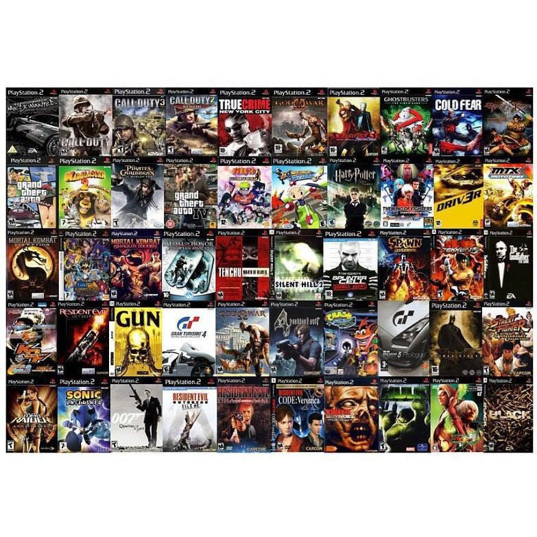 (Free Postage) PS2 game CD