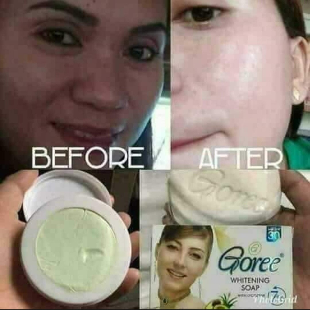 Goree Whitening Cream & Soap (out of stock)