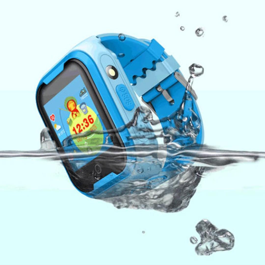 GPS Tracking Kids Phone watch 4G Waterproof, Electronics