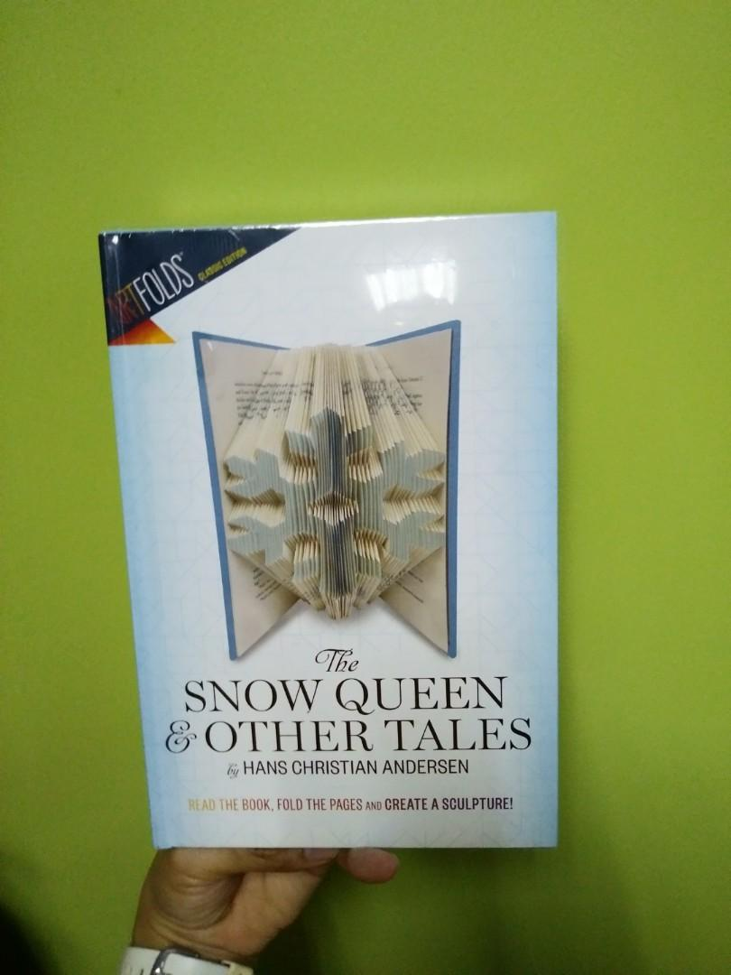 HARDBOUND Go Set A Watchman; Make Something Up, Stories You Can't Unread; The Snow Queen and other Tales