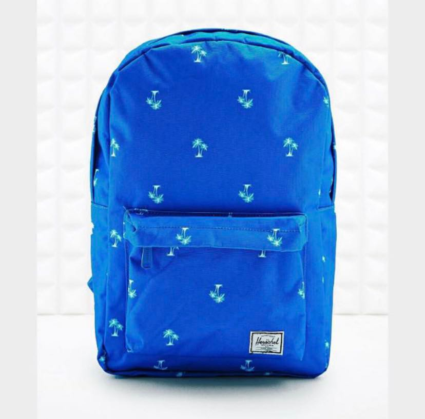 3575ac6fa1 Herschel Supply Classic Resort Blue 11L Mid Volume Backpack