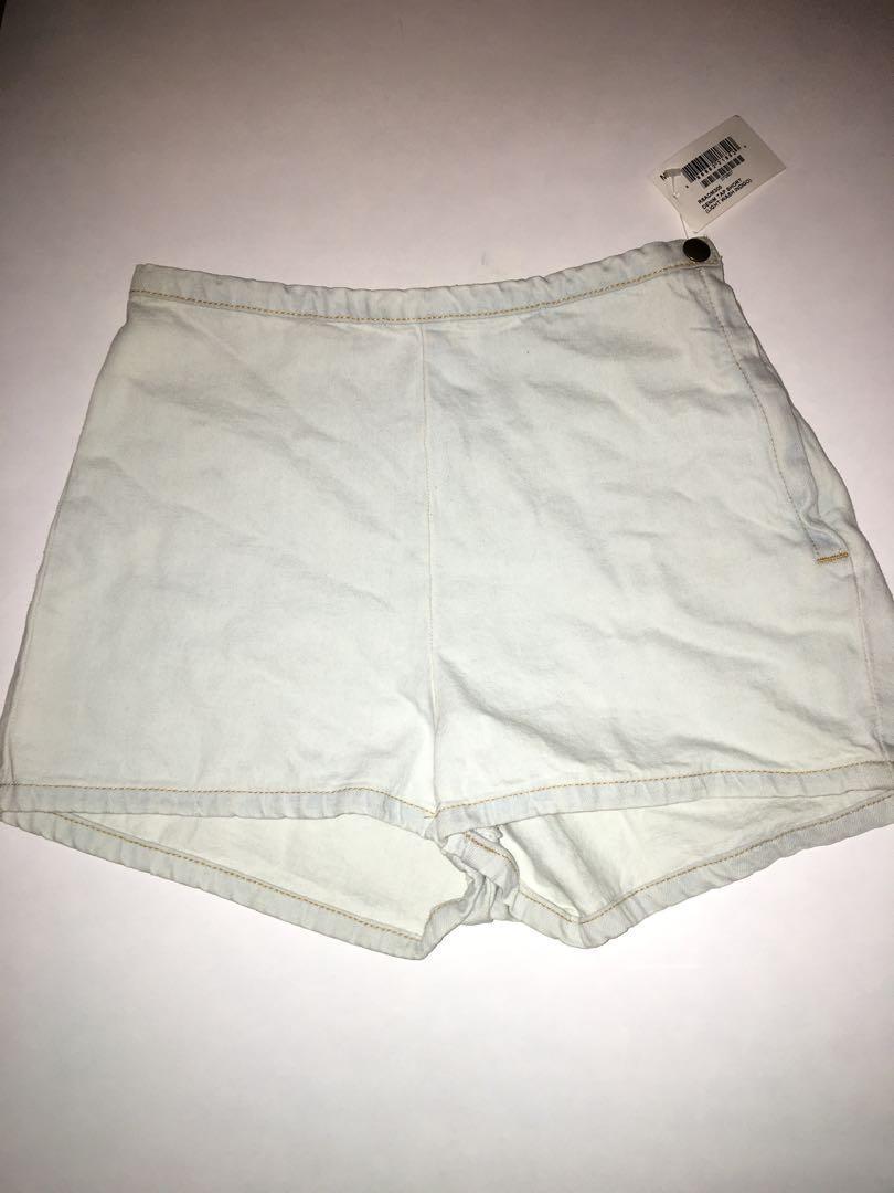 High waisted American Apparel shorts *rare*