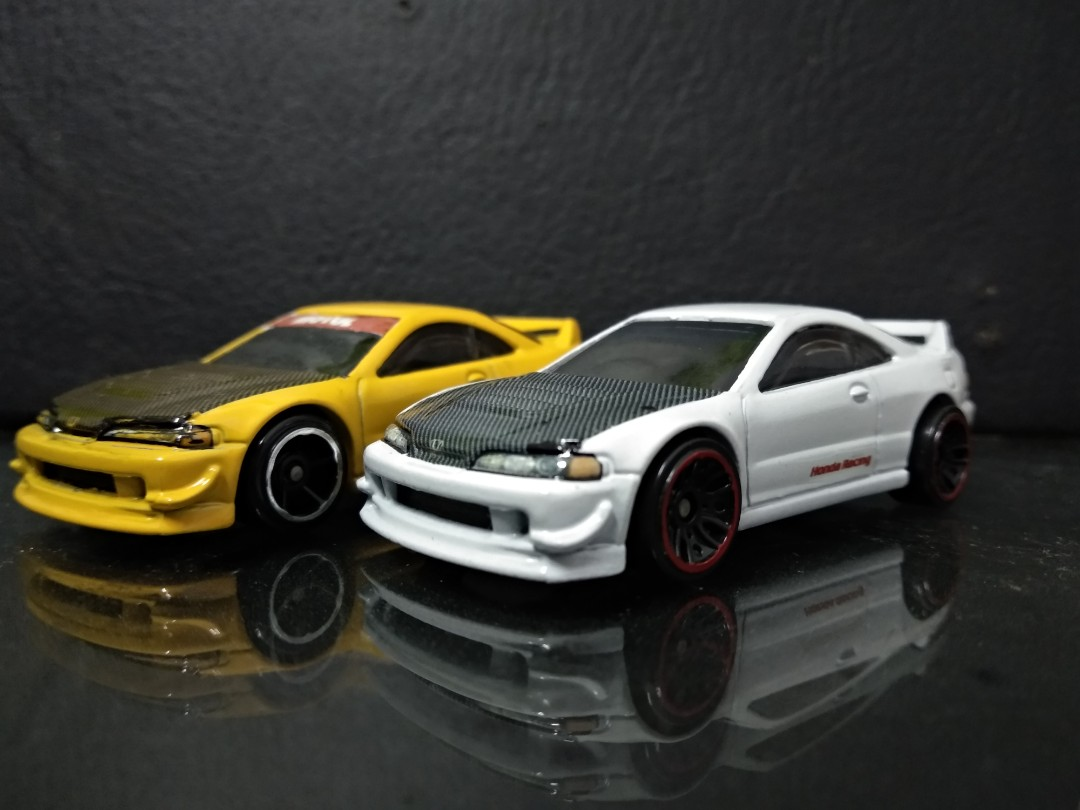 Lot Hotwheels Acura Integra Gsr Custom Toys Games Action Figures Collectibles On Carousell