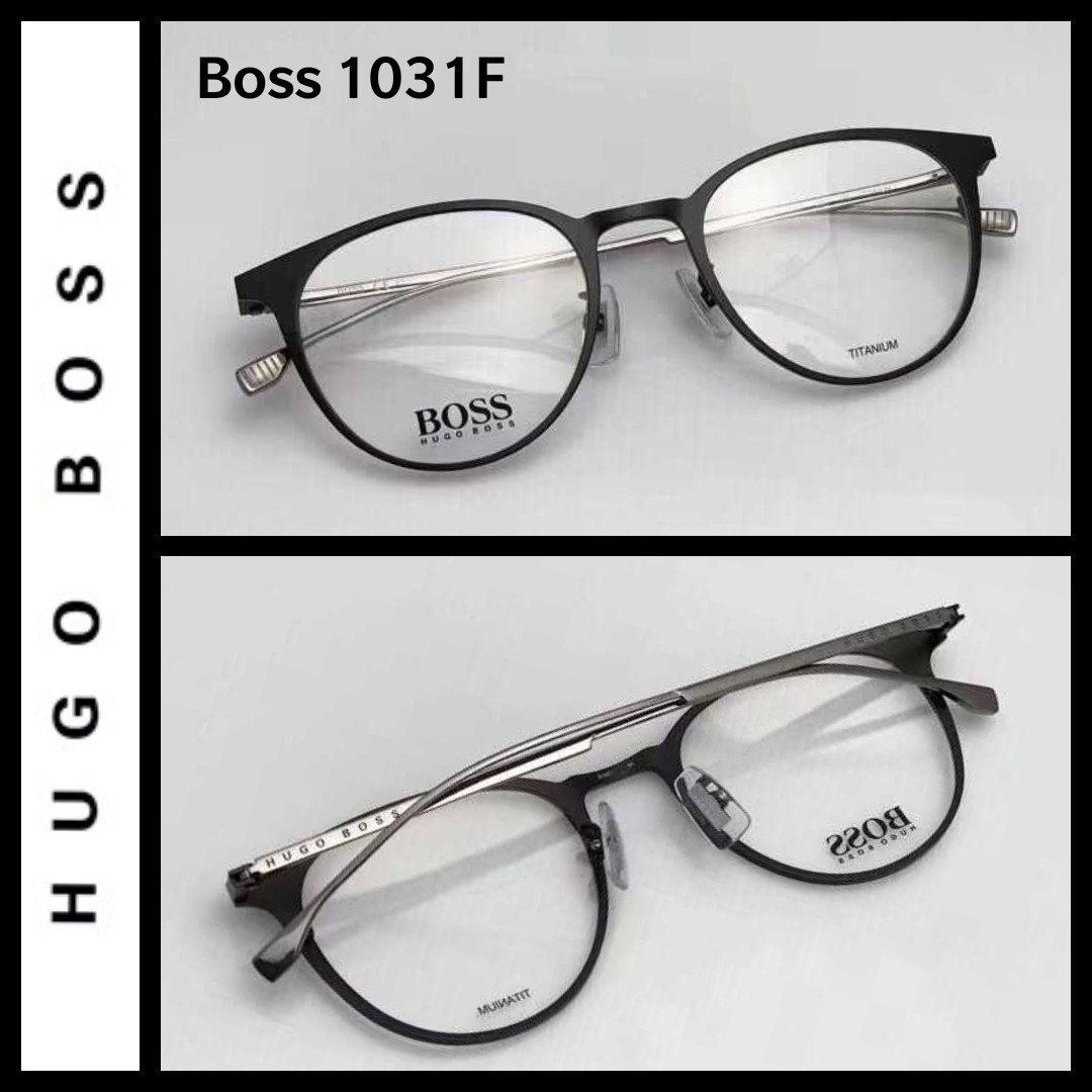 a6ea6951e0 Hugo Boss 1031 f titanium frame glasses