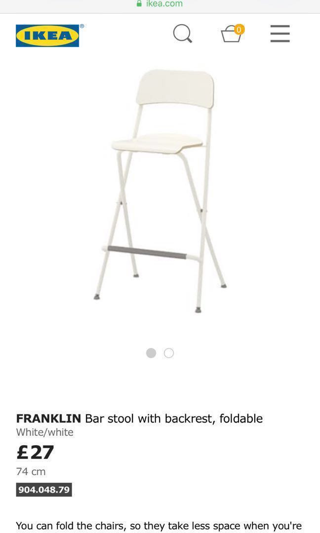 Incredible Ikea Bar Stool With Backrest Theyellowbook Wood Chair Design Ideas Theyellowbookinfo