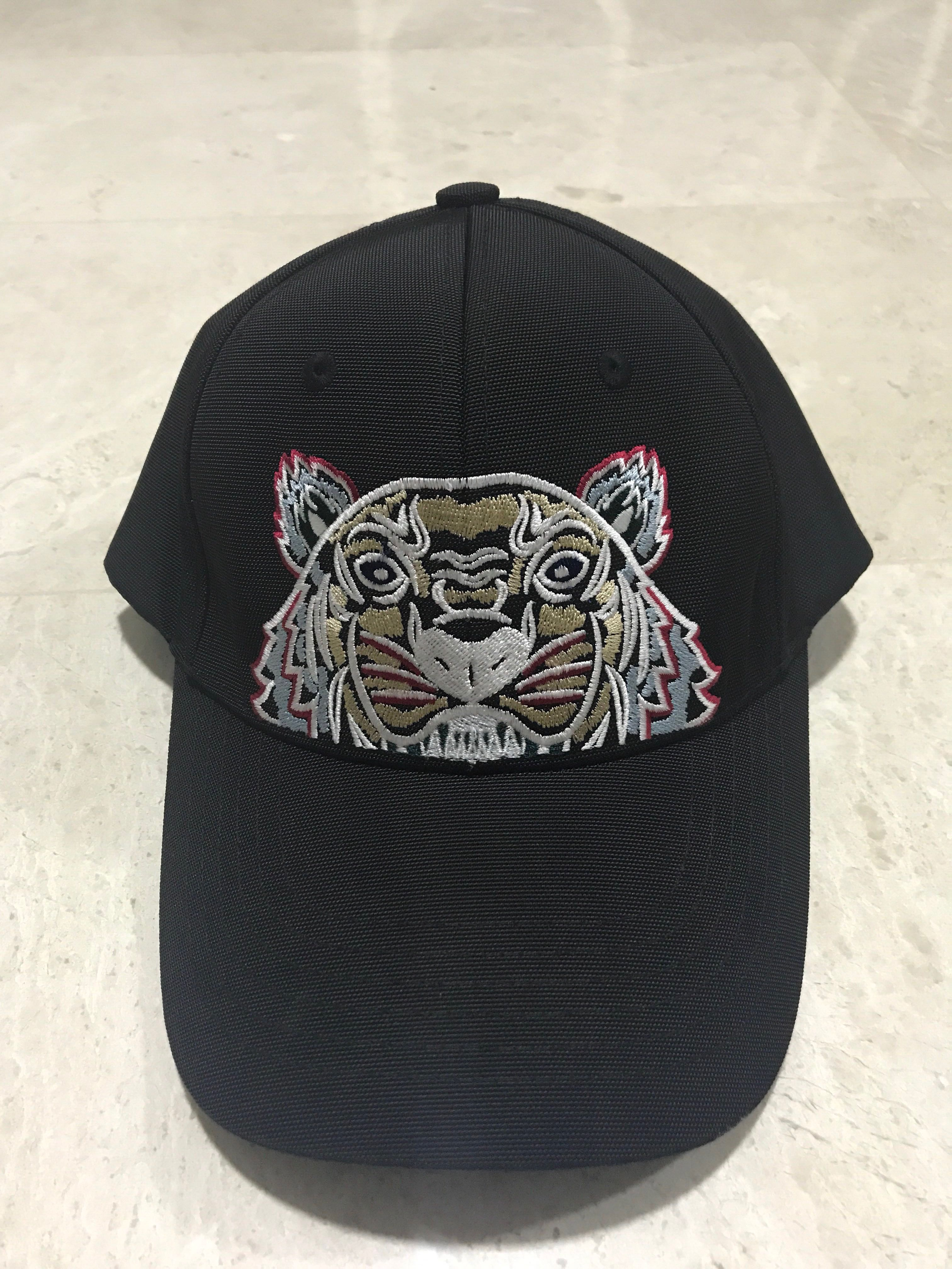 abf721943 Kenzo Tiger Cap, Men's Fashion, Accessories, Caps & Hats on Carousell