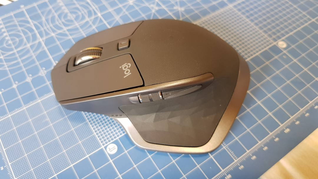 Logitech MX Master 2S Wireless Mouse, Electronics, Computer