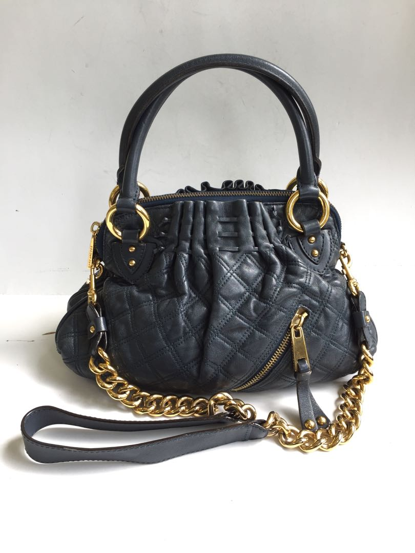 db1a5b7b7e1d marc jacobs stam leather 2way bag