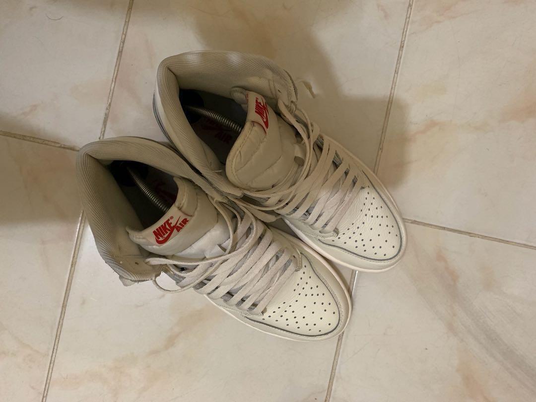6d961accefa57d Nike Air Jordan 1 Sail