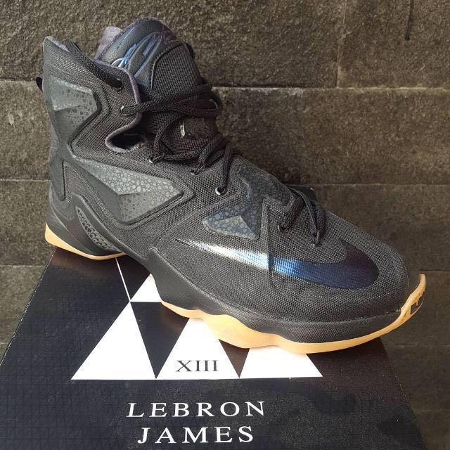 huge selection of 2d1d2 c2e41 Nike Lebron 13 Black lion Edition